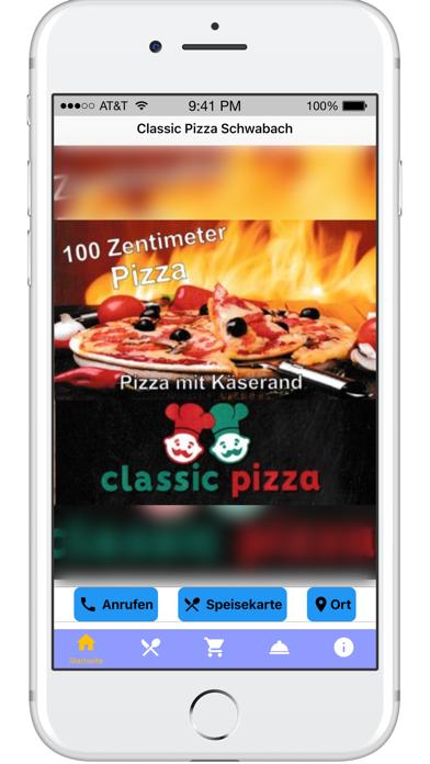 Classic Pizza SchwabachScreenshot von 2
