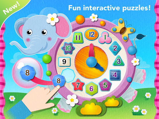 Toddler puzzles games for kids screenshot 8