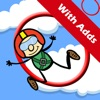Parachute Pete (Ad Supported)