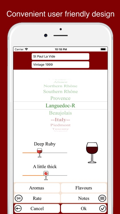 Rate your wine screenshot-4
