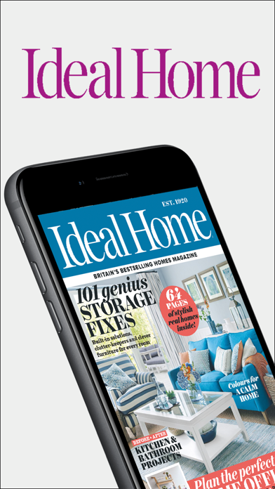 Ideal Home Magazine UK screenshot one