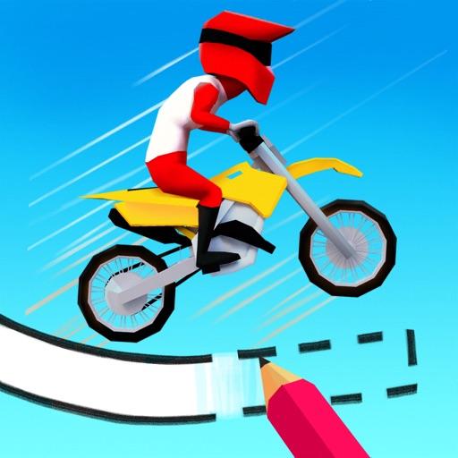 Draw & Ride: Moto Track