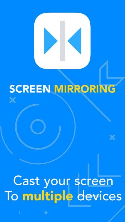 Screen mirroring - smart view