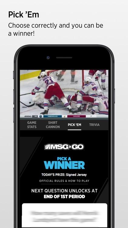 MSG GO screenshot-8