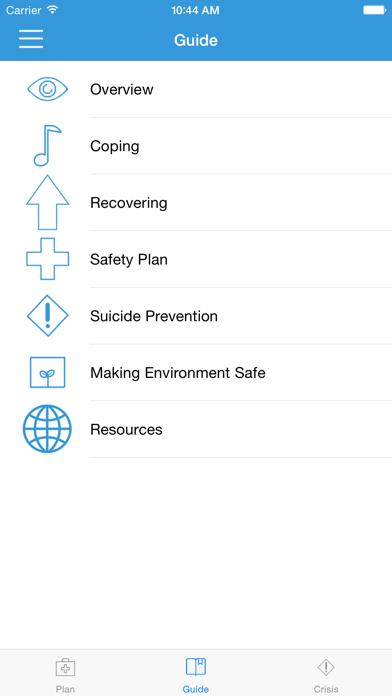 点击获取Suicide Safety Plan