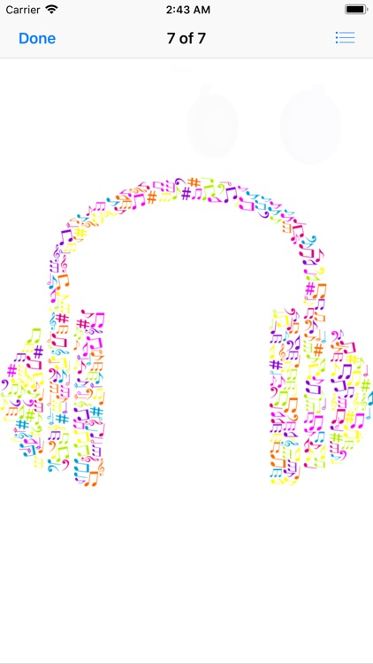 Lotsa Headphone Stickers screenshot-2
