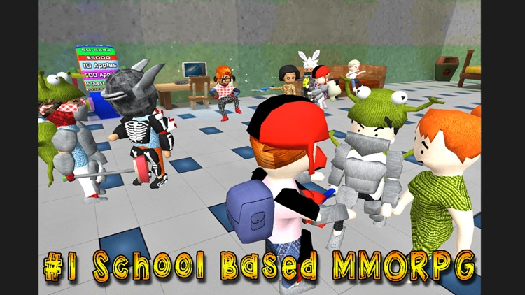 School of Chaos Online MMORPG screenshot-6