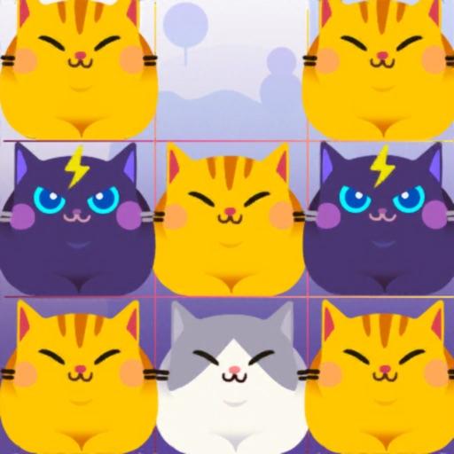 Slidey Cat : Puzzle Game
