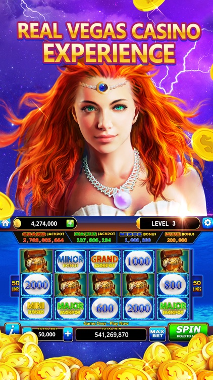 Vegas Casino Slots - Mega Win screenshot-3