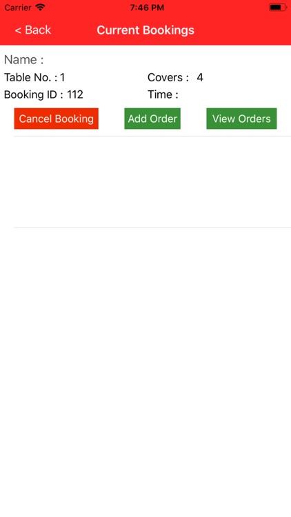QiK Circle Restro POS screenshot-4