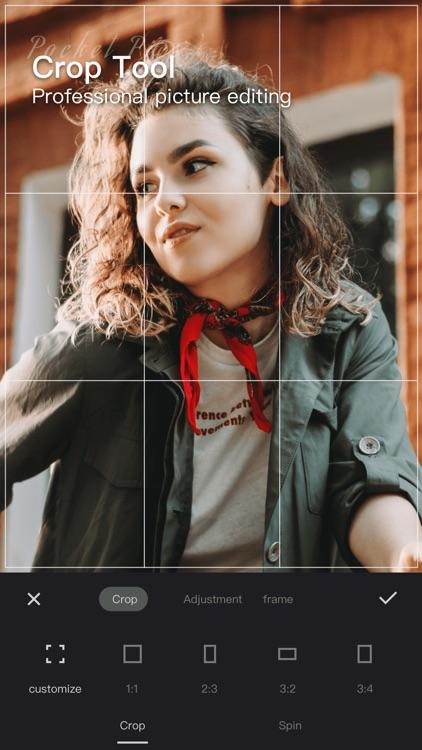 PocketPics- Hair & Face Editor screenshot-6