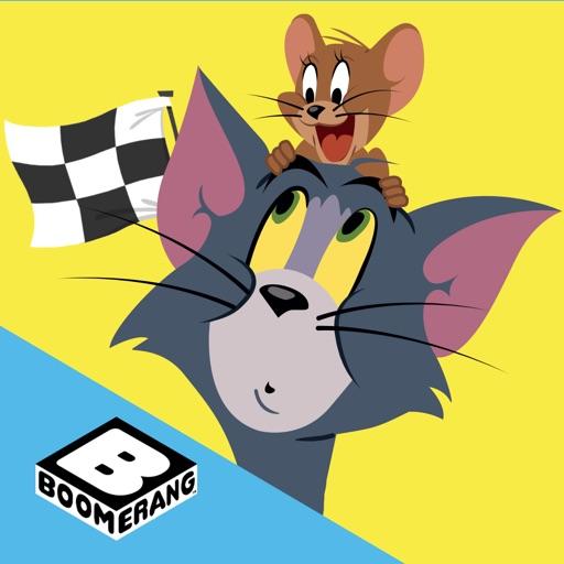 Boomerang: мультяшные гонки