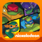 App Icon for Rise of the TMNT: Power Up! App in France IOS App Store