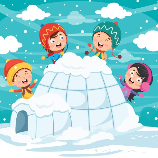 Snowball Fight Puzzle iOS App
