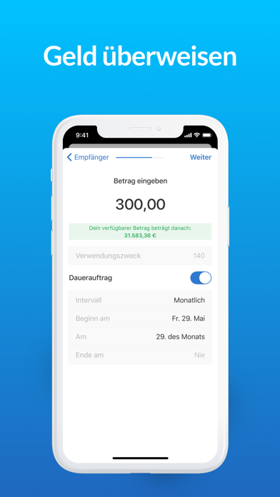 Outbank – 360° BankingScreenshot von 6