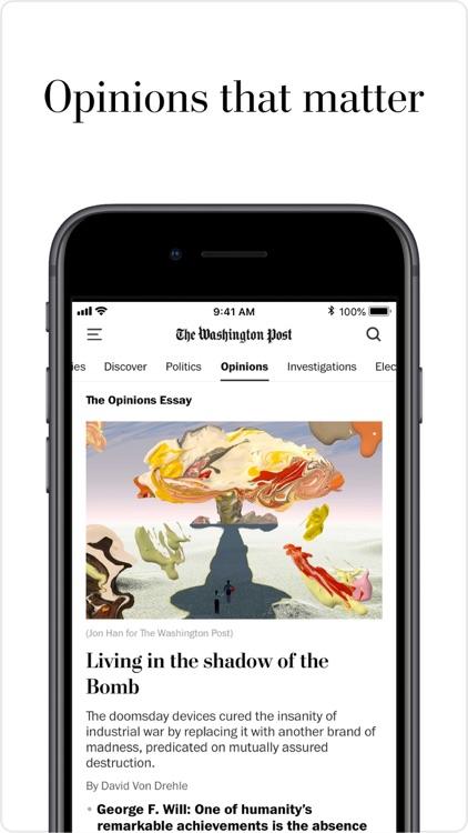 Washington Post screenshot-5