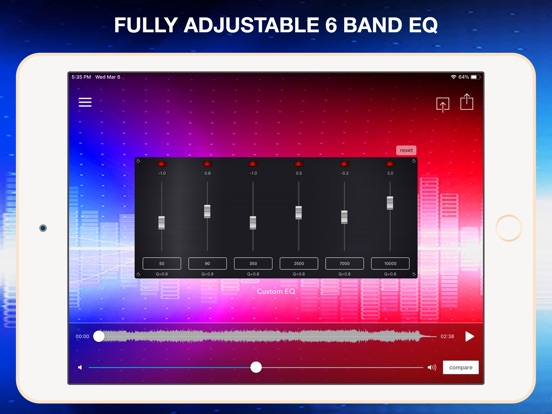 Screenshot #3 for AudioMaster Pro: Improve Sound