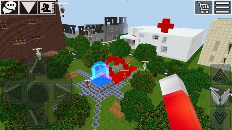 World of Cubes Survival Craft screenshot-5