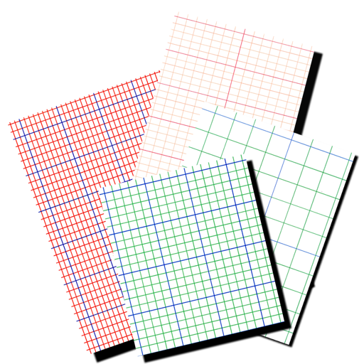 GraphPaperGenerator for Mac