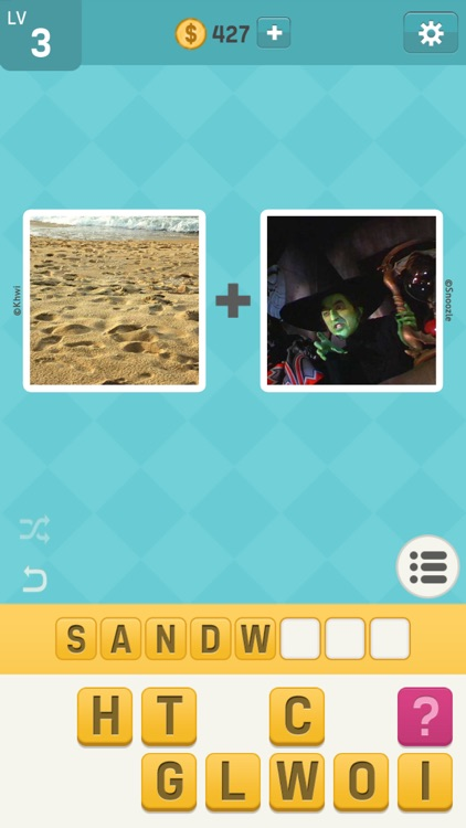 Pictoword: Fun New Word Games