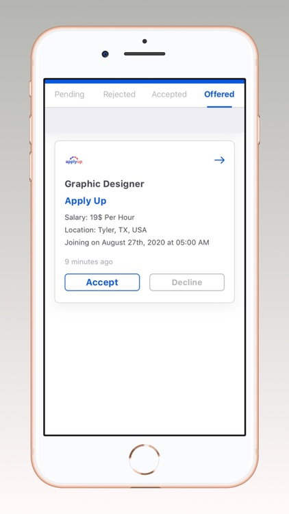 ApplyUp screenshot-3