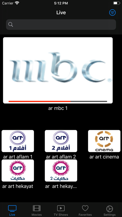 iProTV pour iPtv & m3u