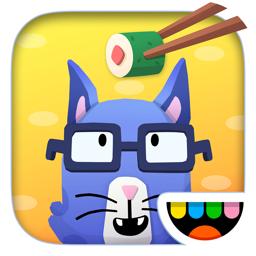Ícone do app Toca Kitchen Sushi