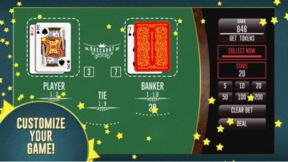 Screenshot #6 for Baccarat - Punto Banco