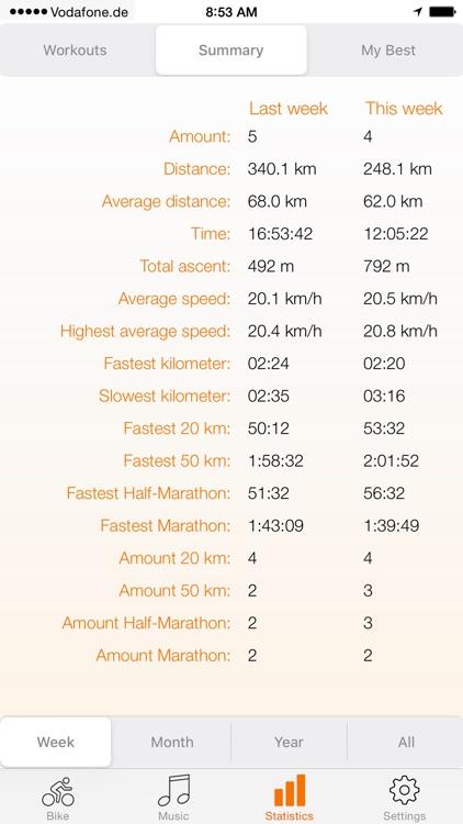 bike.App - GPS for Cycling screenshot-3