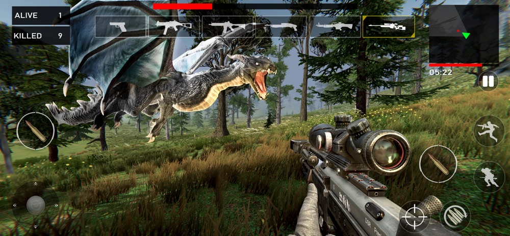Dragon Hunter: Shooting Games Cheat Codes