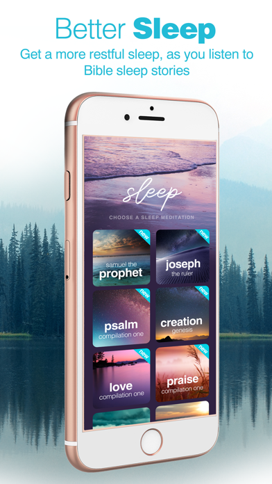 Christian Meditation & Prayer Screenshot