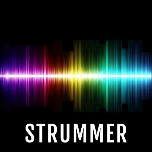 MIDI Strummer AUv3 Plugin icon