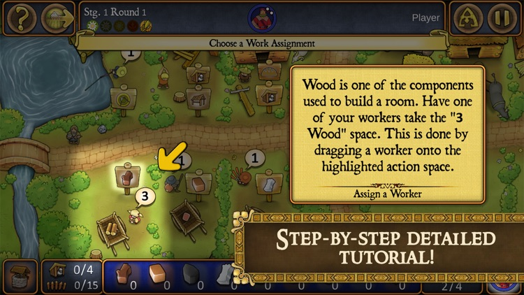 Agricola Revised Edition screenshot-4