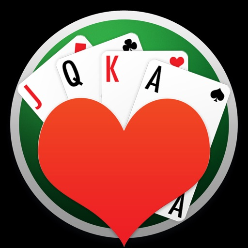 Hearts Card Game—New Classic