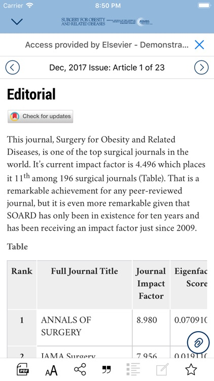 SOARD Journal screenshot-3