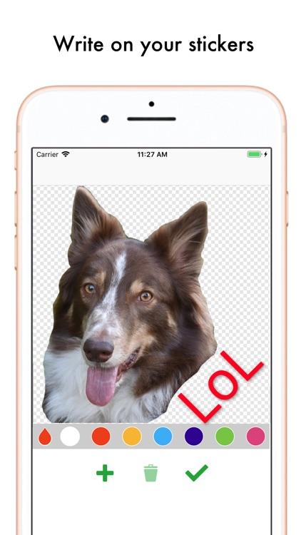 Top Stickers Maker Memes Funny screenshot-3