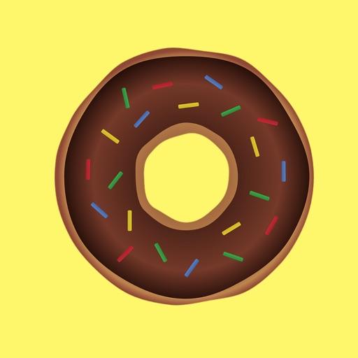 Lotsa Donut Stickers