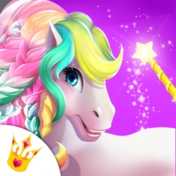 Unicorn & Horse Magic Care Spa