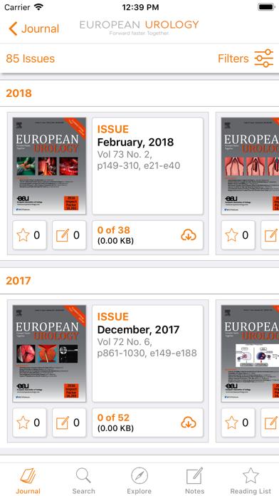 European Urology screenshot 4