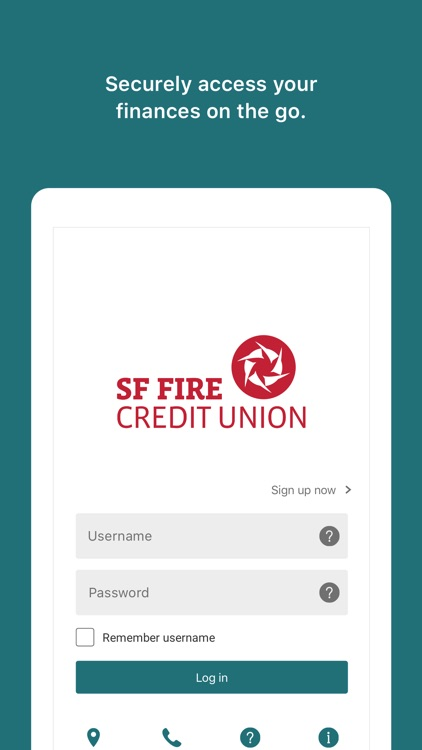 SF Fire CU Mobile Banking