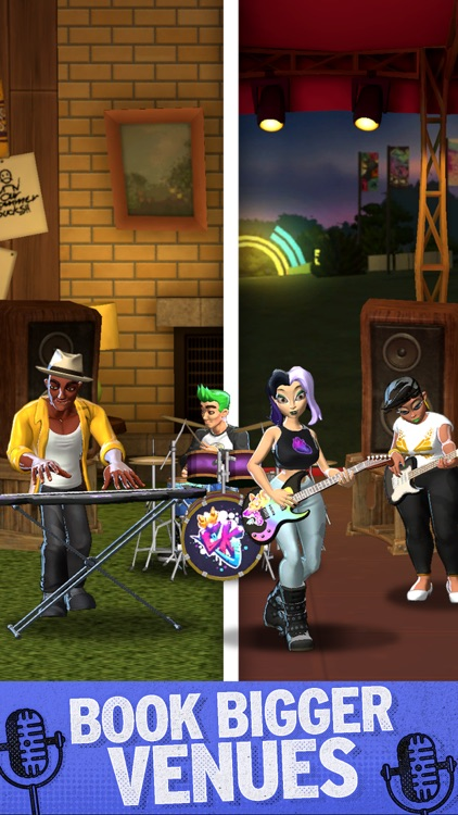 Concert Kings Music Tycoon screenshot-3