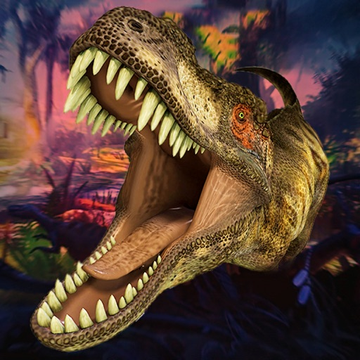 T-Rex Park: Dinosaurs Survival app for ipad