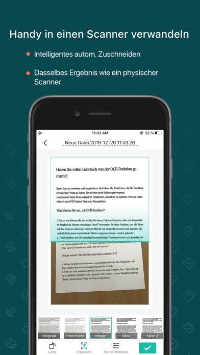 CamScanner: Dokumente scannenScreenshot von 1