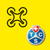Touring Club Schweiz - TCS - TCS Drohnen Grafik
