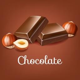 Swiss Chocolate Stickers!