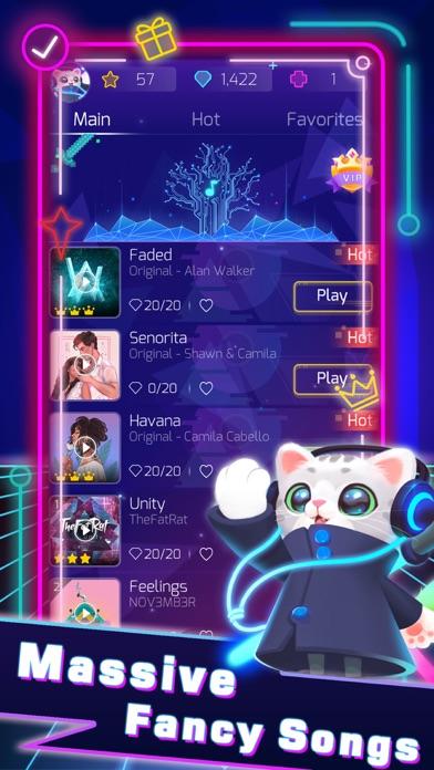 Sonic Cat-Slash the Beats screenshot 5