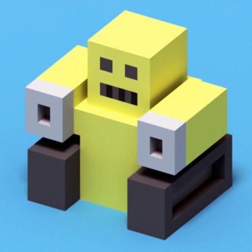 BotSumo -  2人のロボットバトルゲーム