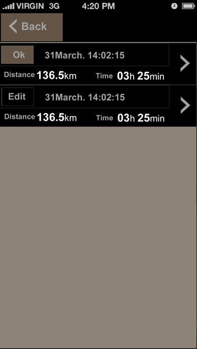 Speedometer GPS+ (Car speedometer, Bike cyclometer) Screenshot 6