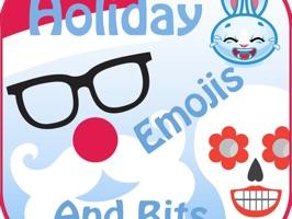 All Holiday Emoji Stickers