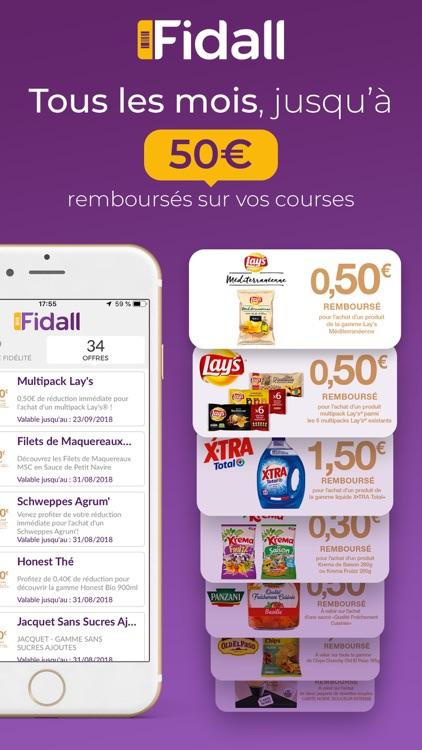 Fidall loyalty cards screenshot-3